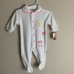 Carter's Vintage Sleepers Alize 0-3 months